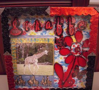 Jeanette giraff