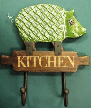 Piggy kitchen