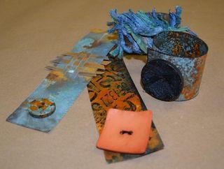 Bracelet cloth
